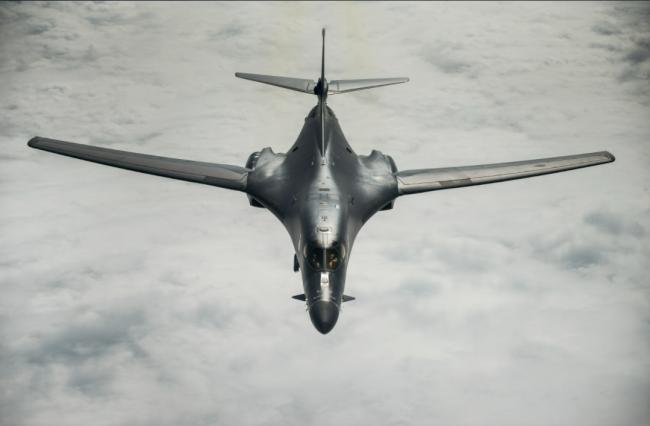 美军中将:B-21服役前不再退役更多B-1B战略轰炸机