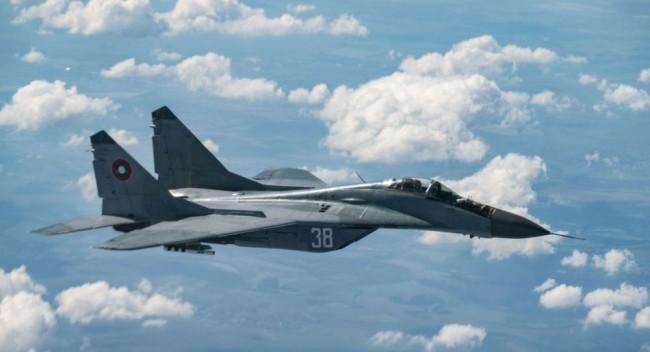 保加利亚空军米格-29失联,已找到飞行员救生衣