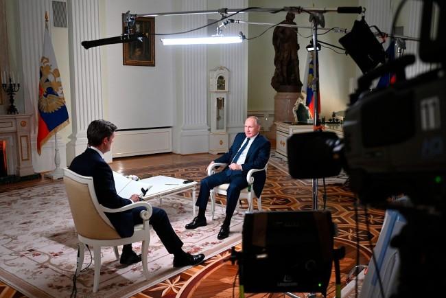 俄罗斯总统普京:中俄关系处在历史最高水平