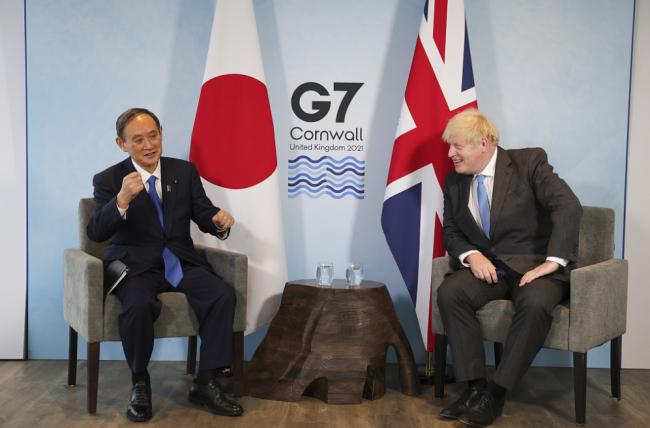 """""""不会对中国构筑包围网"""",日本须言行一致"""