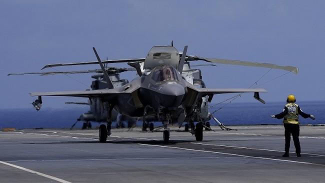 """美媒:英""""伊丽莎白女王""""号航母参与打击IS任务"""