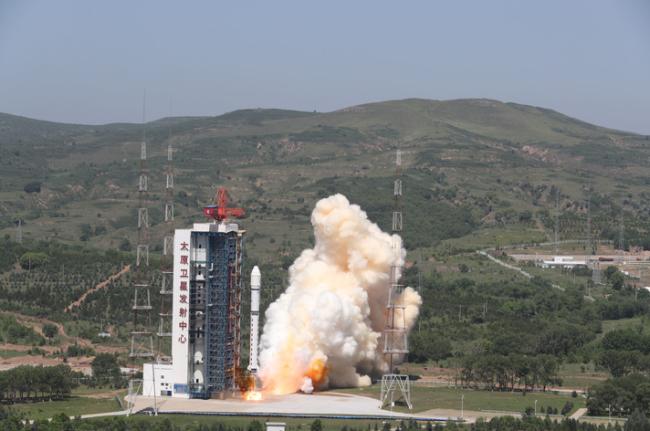 一箭五星,我国成功发射吉林一号宽幅01B卫星