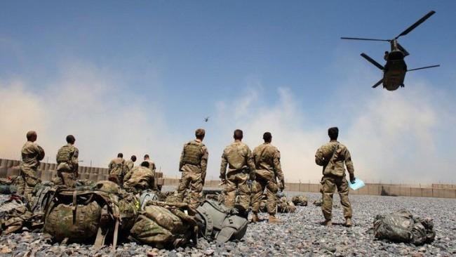 """俄外交部:相当多事实证明美国在阿富汗与""""伊斯兰国""""武装分子合作"""