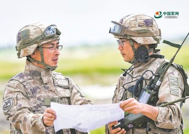 新锐出击!第78集团军加强新型作战力量战斗力建设
