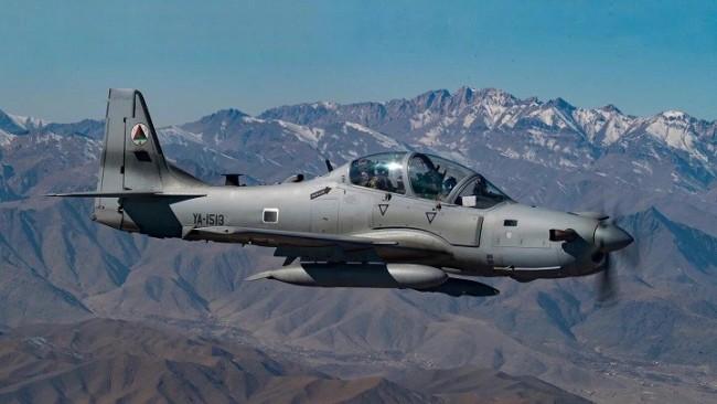 """阿富汗空军正陷入崩溃,三分之一战机已经""""趴窝"""""""
