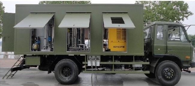 解放军救灾装备管窥