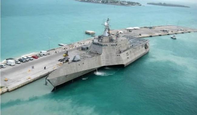 美军开始退役濒海战斗舰 美媒:最失败的项目