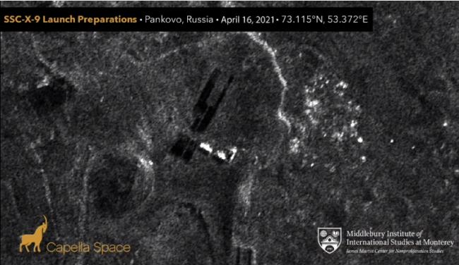 俄或在北极圈测试核动力巡航导弹 几乎无限射程