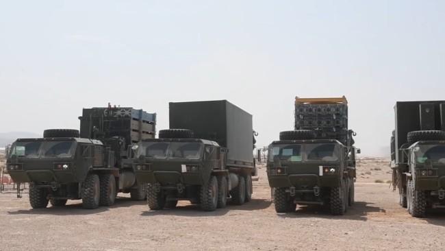 """美军弃购以色列""""铁穹""""拦截系统"""