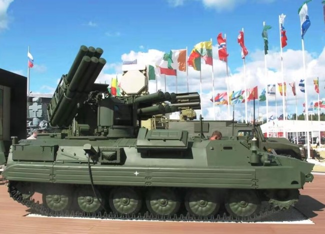 新武器列装升级——俄斥资千亿签订新合同