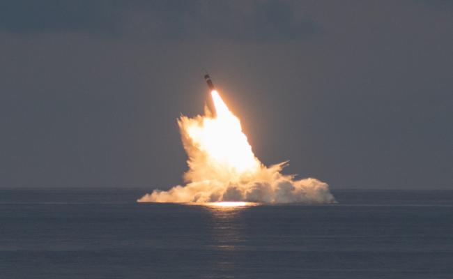 """美军试射两枚战略导弹,还强调""""不是在展示权力"""""""