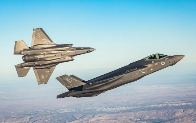 以色列想为F-35植入新利器,美方的答复耐人寻味