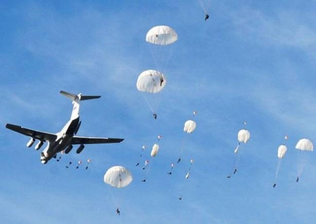 比苏军要求更高!俄军将举行团级大规模空降演练