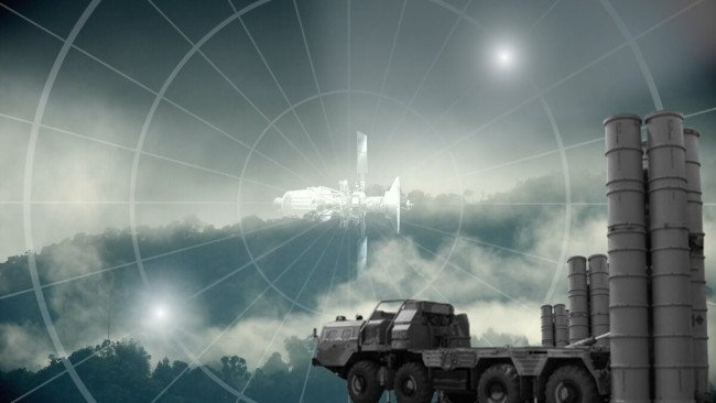 S-500防空导弹系统正式列装俄军