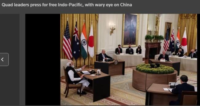 就凭这俩,对付得了中国吗?
