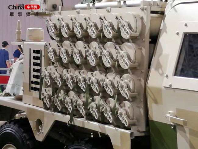 [原创]171E型122毫米车载榴弹炮