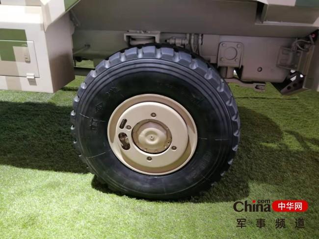 CS/VP14型轮式高机动防地雷反伏击车