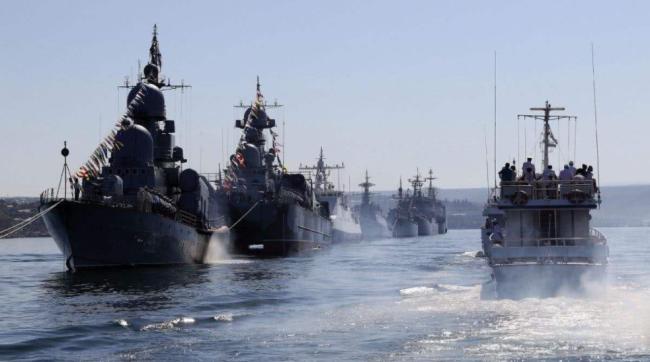 俄再在日本海进行导弹演习