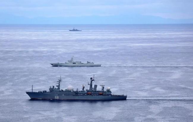 吴蔚:中俄海军首次海上联合巡航的弦外之音