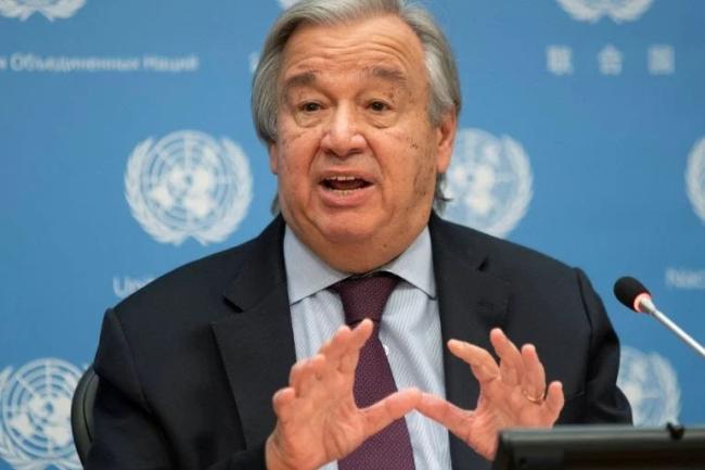 """联合国呼吁人们结束""""与自然的战斗"""" 点名美国政府需严格控制碳排放"""