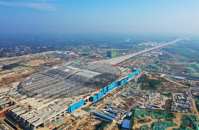 1.5小时交通圈基本形成!京津冀将建设世界级城市群