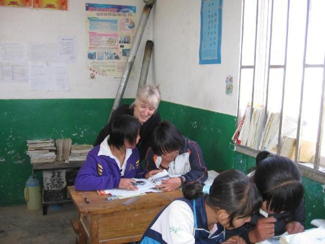 外国人看中国|更加活跃、自信,山区孩子的变化让我内心温暖——一位美籍外教眼中的西部教育之变