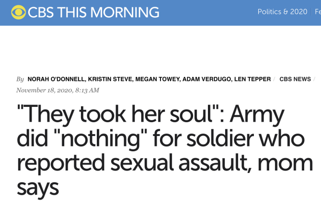 连孩子都不放过!美军性侵谋杀等丑闻频发