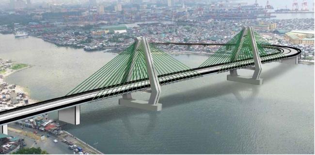 中菲政府间合作项目再添新篇 马尼拉三座桥项目签署商务合同