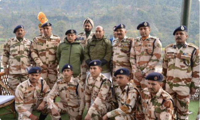 扛不住了? 印度边境警察部队哀求轮换