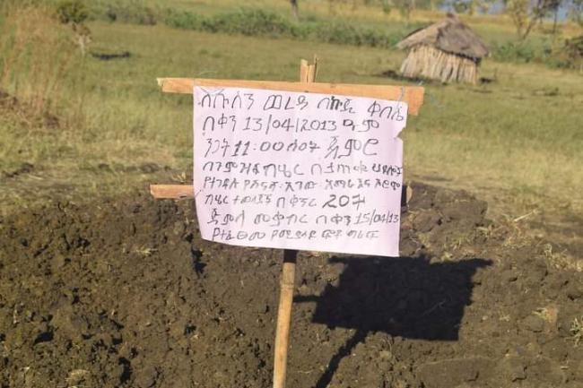 埃塞俄比亚抢手袭击平民事件遇害者人数升至207人