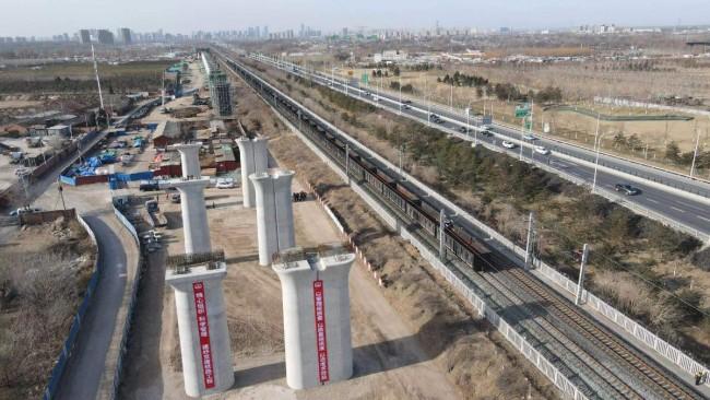 京唐铁路2022年建成,北京城市副中心39分钟可达唐山