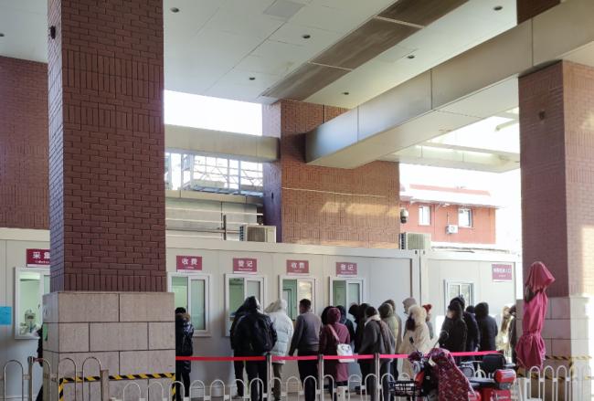 北京核酸检测人数明显增多,元旦假期各医院安排有所不同