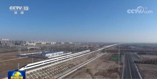 """1036组、8.36亿公里、全系列车组投用……""""复兴号""""亮出成绩单!"""