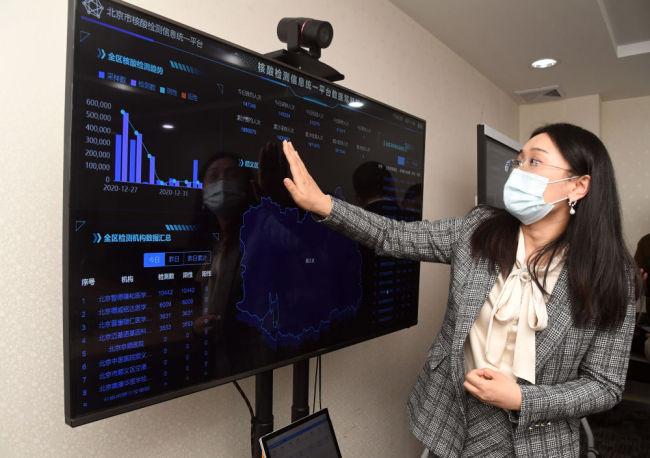 科技手段助力疫情防控