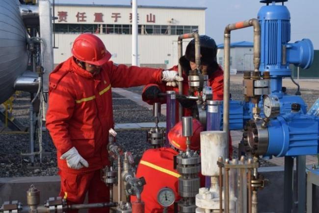护航京津冀温暖过冬——大港油田三路并进迎战天然气冬季用气高峰
