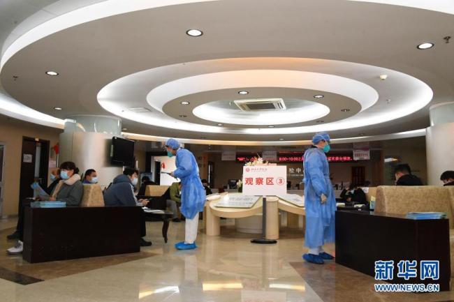 北京:新冠疫苗接种进行时