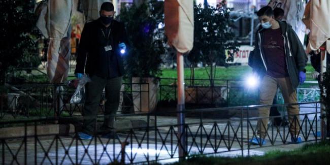 希腊雅典城区发生枪击事件 致1死3伤