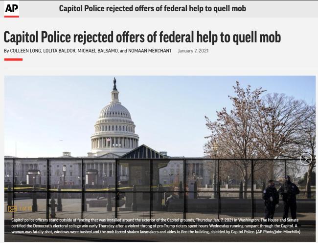 北美观察丨竟与抗议者合影 美国警察什么情况?!