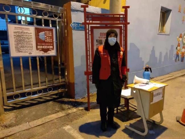 """""""哑哥""""田占玉的无声坚守——记沈阳市和平区一名特殊的志愿者"""