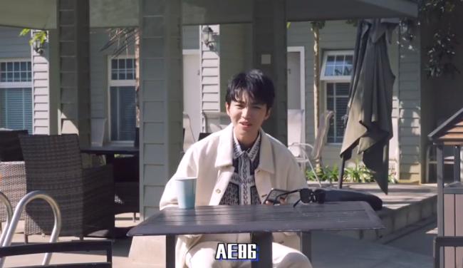 周杰伦送王俊凯AE86希望小凯在未来的人生道路上潇洒无畏走下去