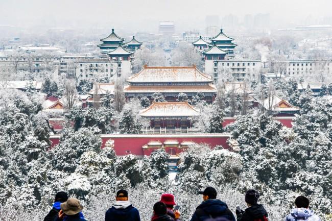 北京中轴线申遗潜力项目培育纳入国家文物局工作重点