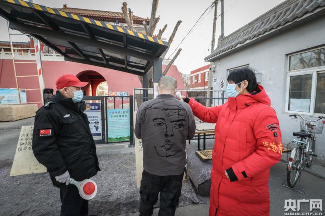 """图片故事丨农村战""""疫""""记"""