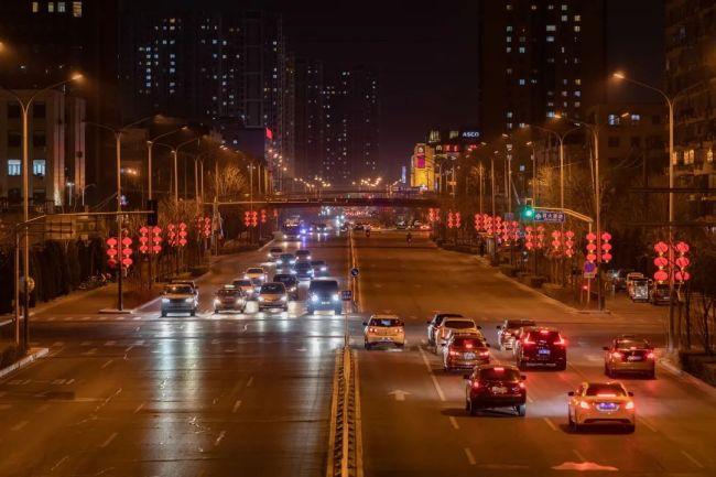 """朝阳上新春节景观!今年的灯到底有多""""牛""""?"""
