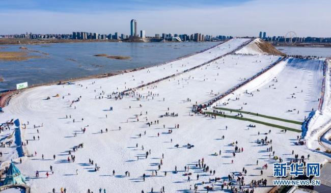 冬奥有我——北京冬奥会倒计时一周年
