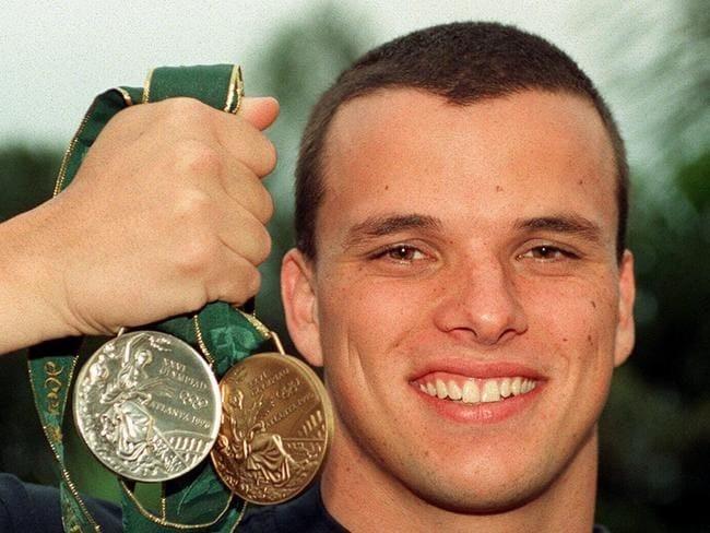 澳大利亚前游泳运动员涉毒被捕 曾获奥运银牌
