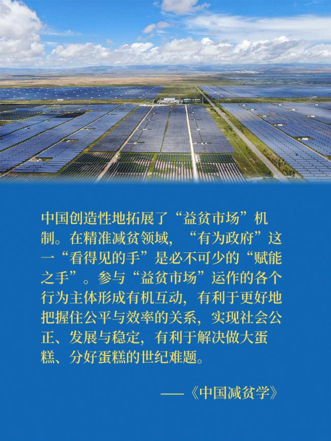 中国减贫经验带给世界启迪