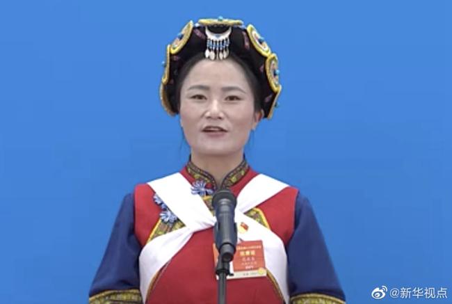 范永贞代表:基层文化工作者将努力推动全民艺术普及