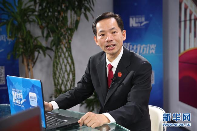 最高法办公厅副主任余茂玉解读最高人民法院工作报告