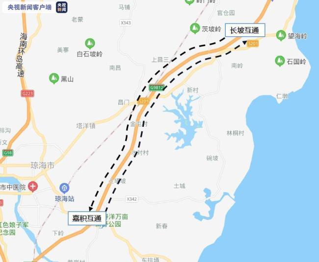 海南发布国内首条智能汽车高速公路测试路段