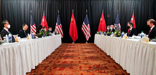 中美在联大激烈交锋 美方代表为黑中国玩苦肉计